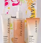 Satin Hands Set - Peach  Mary Kay skin care