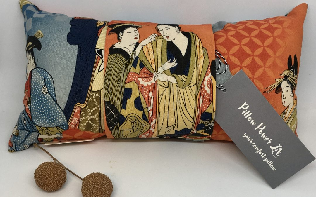 Pillow Pocket for Your Intentions